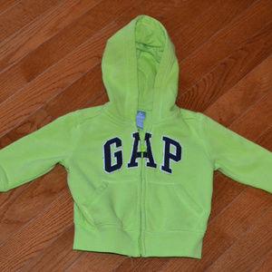 Baby Gap Hoodie, Size 12-18 Months